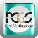PCGS Cert Verification icon