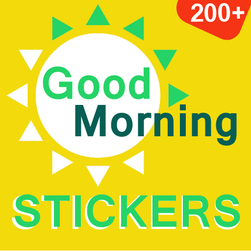 Good Morning stickers for whatsapp - WAStickerapps