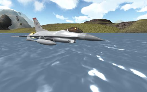 Plane Racing Game