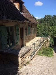 maison à Carennac (46)