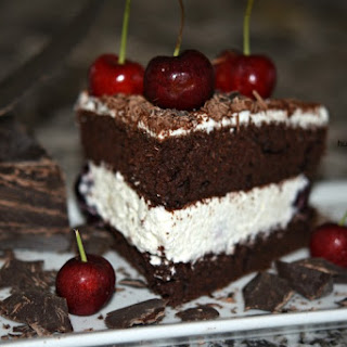 Black Forest Layer Cake.