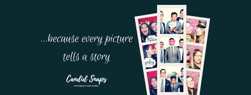 Candid Snaps Photo booth hire Sydney