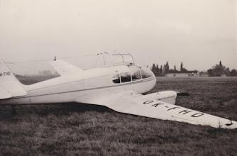 Photo: Aero Ae-45 / OK-FHD