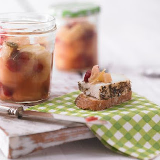 Pear-Cranberry Chutney.
