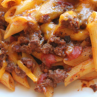 Cheesy Beef Casserole Recipes