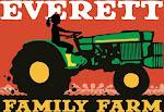 Logo for Everett Farm Cider