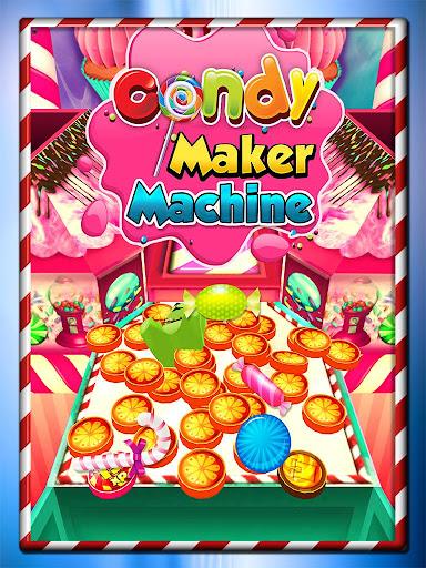 Candy Maker Dozer Machine