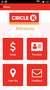 screenshot image - Www Circlek Com Rewards Card Registration