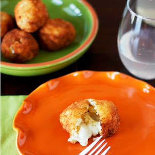 Arancini {Fried Rice Balls}