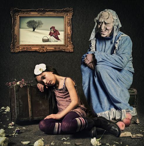 by Soran Sorin - Digital Art People ( story, tale )