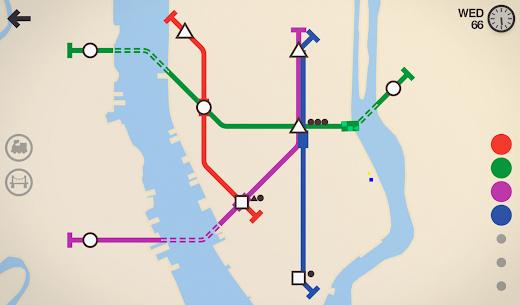 Mini Metro 2.2.0 Apk + MOD (Unlocked) 1