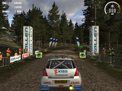 Rush Rally 3 1.91 Mod Apk [DINHEIRO INFINITO] 9