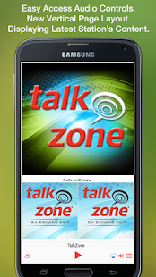 TalkZone- screenshot thumbnail