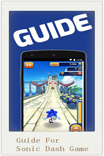 Guide For Sonic Dash Rush