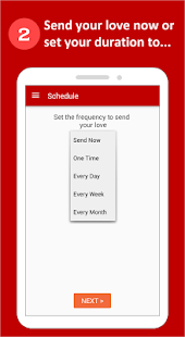 Love Note Scheduler- screenshot thumbnail