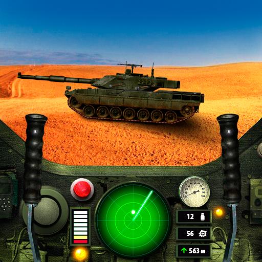 Tank Battle. Simulator (game)