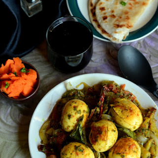 CHETTINAD EGG CURRY | A FLAVORFUL EGG