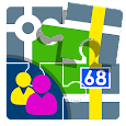 Contacts for Locus Map icon