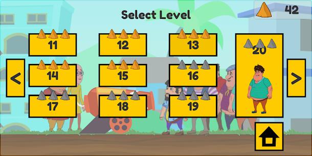 Motu Patlu Cannon Battle Android Game APK Download 10