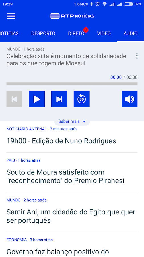 Rtp not cias android apps on google play for App noticias android