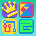 Puzzle King - Games Collection icon
