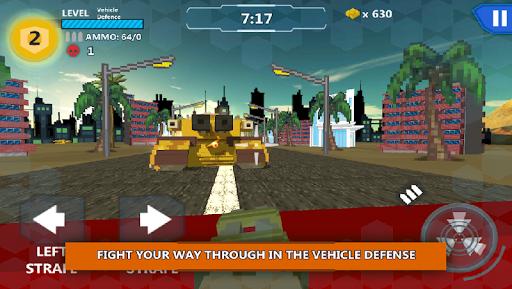 Cube Wars Battle Survival screenshots 7