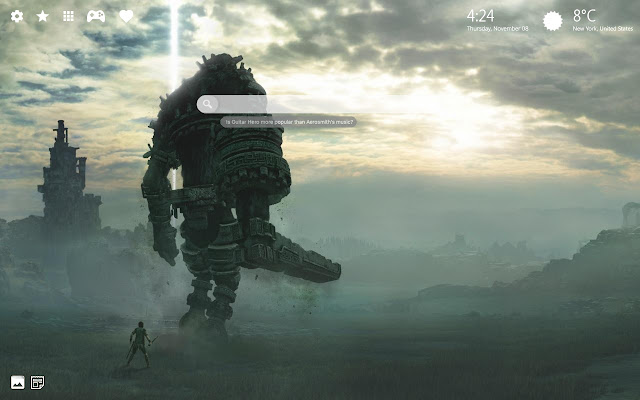 Shadow Of The Colossus HD Wallpaper Theme