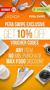 PERA SWIPE - You Swipe, We Pay 2.3.3b