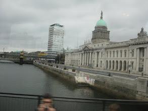 Photo: Kilka cyknięć z Dublina (niestety w najciekawszych miejscach autobus jechał)