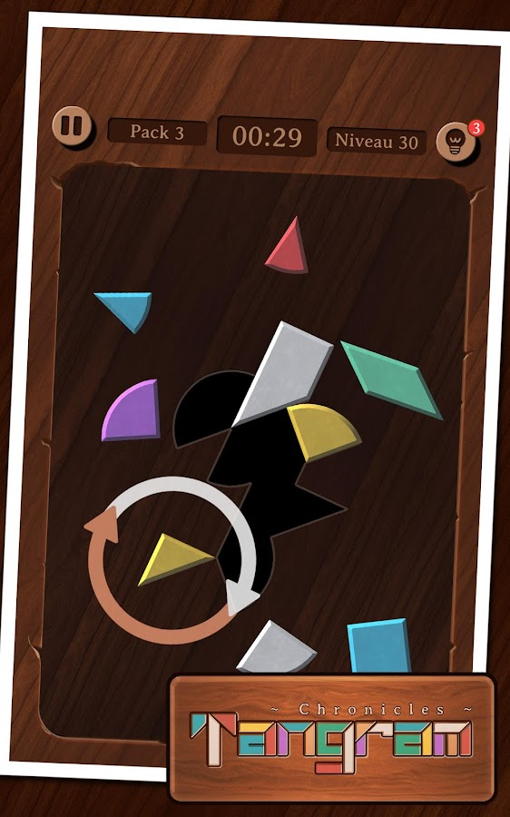 Tangram Chronicles- screenshot