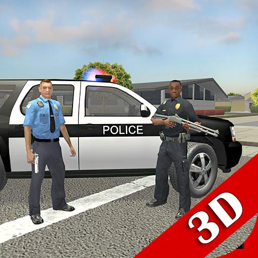 Police Cop Simulator. Gang War APK Cracked Download