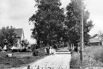 Photo: Eriksberg 6-37 1920 talet