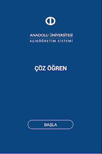 Çöz-Öğren Screenshot