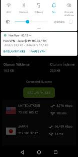 Download HanVPN - Sınırsız VPN Erişimi For PC Windows and Mac apk screenshot 5