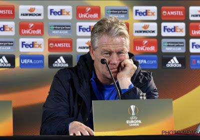"""Maes geeft meer info over zijn ontslag bij Genk: """"Niet op dezelfde lijn met De Condé en Janssens"""""""