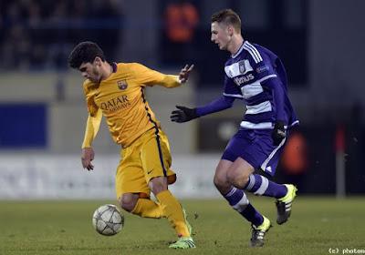 Un jeune talent d'Anderlecht file à Ostende !