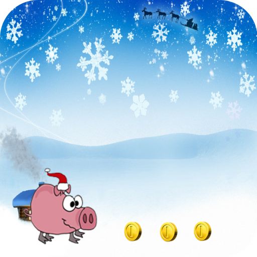 Pig Christmas To Running Games