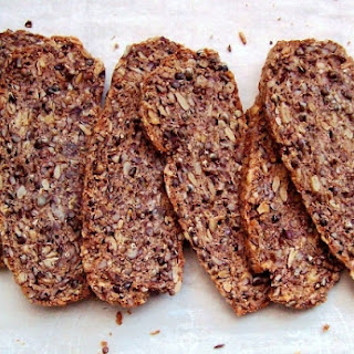 Seed Bread & Caraway Crackers Recipe