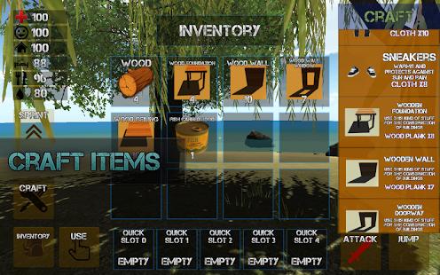 2 Ocean Is Home: Island Survival App screenshot