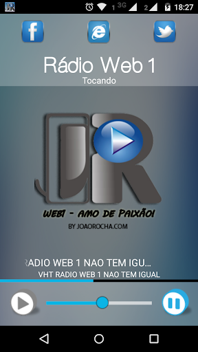 Rádio Web 1