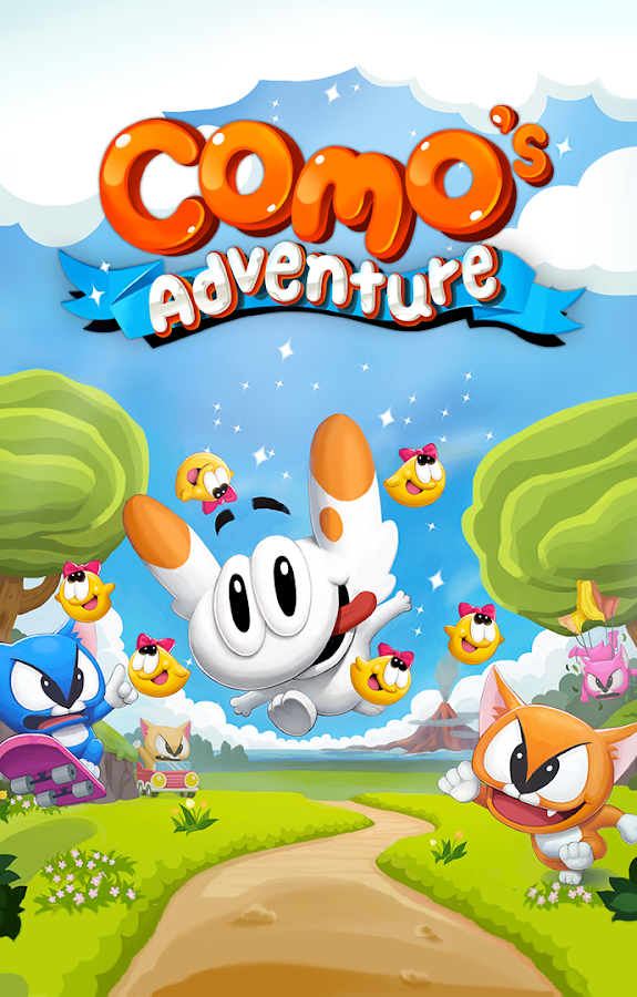 Como in Adventure- screenshot