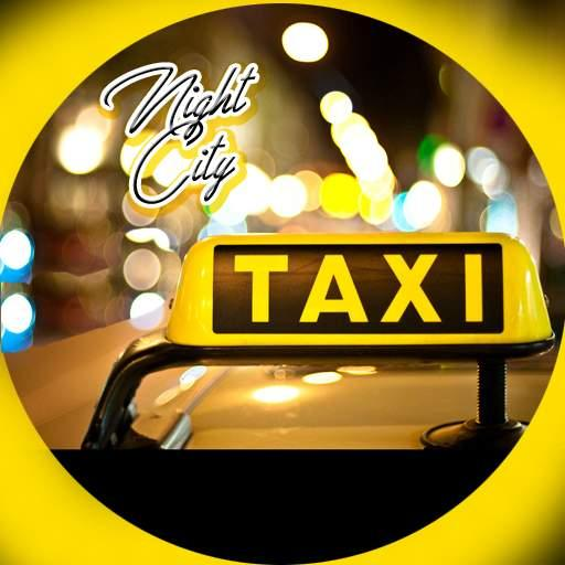 Night City Taxi Driving