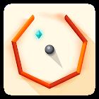 Bouncy Polygon icon