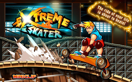 Extreme Skater screenshot 6