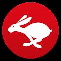 Sales Rabbit  Door to Door CRM icon