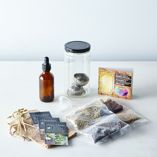 DIY Cocktail Syrup Kit
