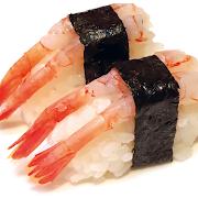 Amaebi Nigiri – Sweet Shrimp