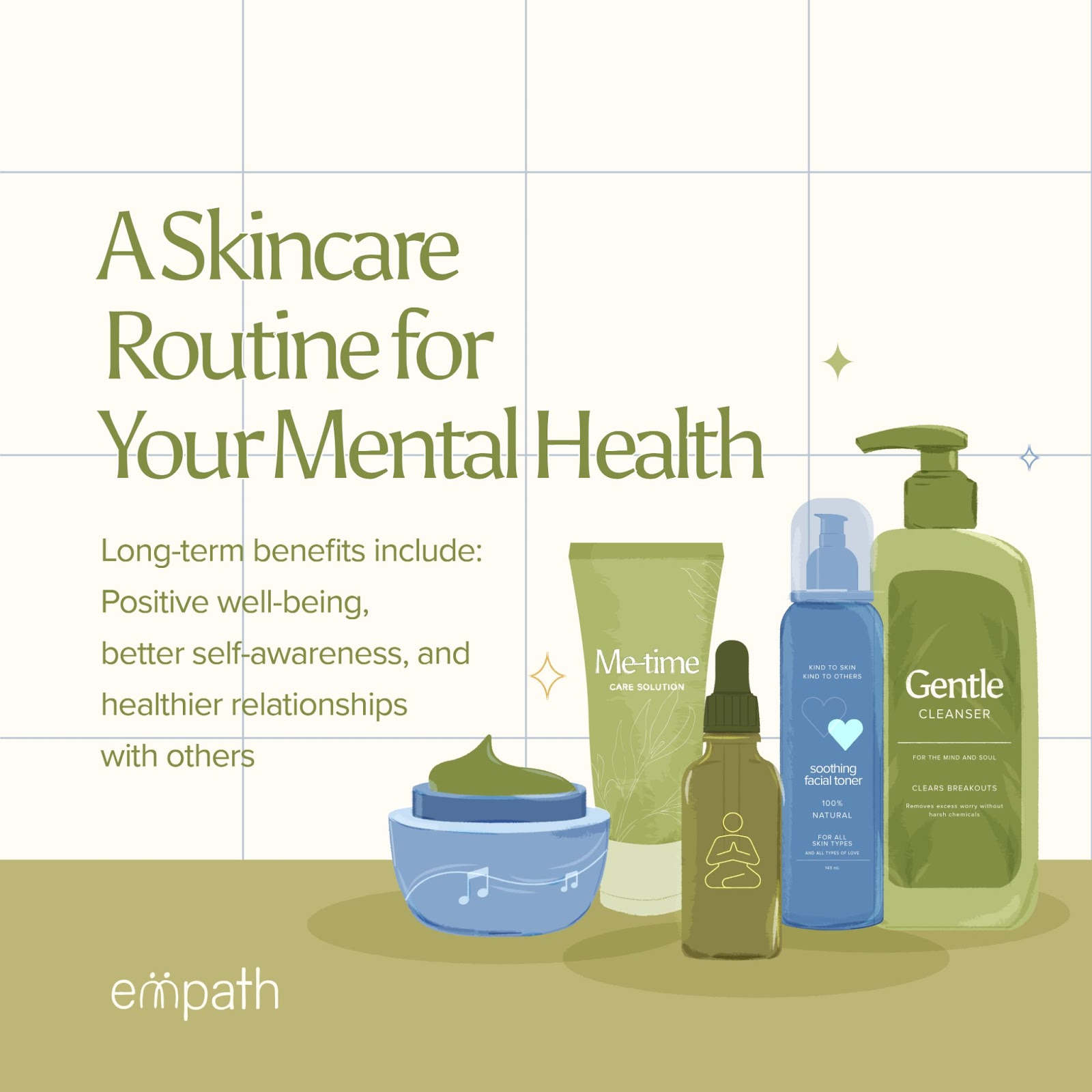 This Skincare Routine is Good for Your Mental Health