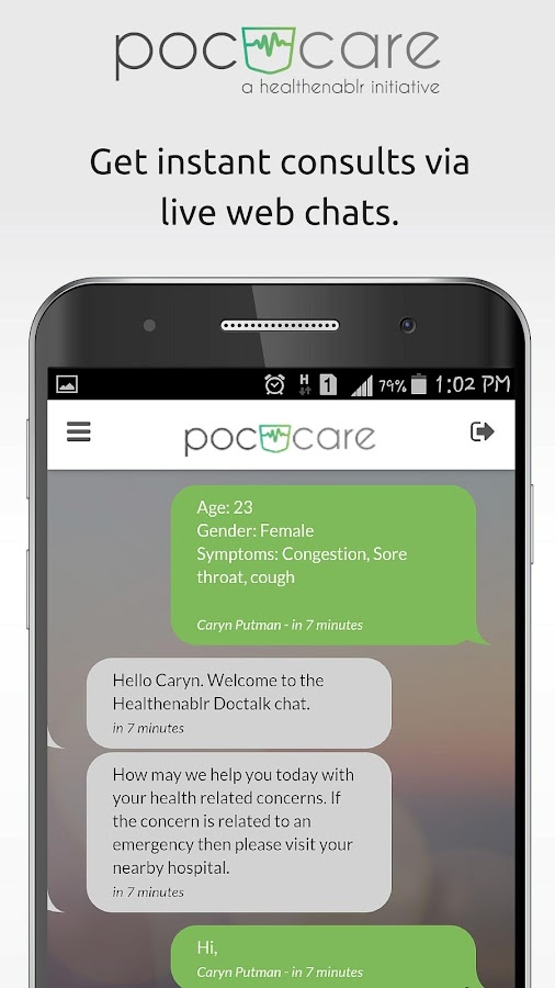 poccare- screenshot