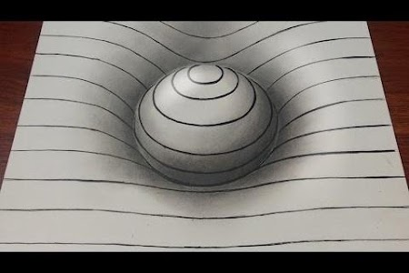 How to Draw 3D and Illusions screenshot 0